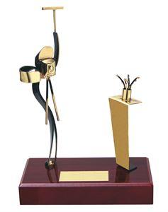 Photographer Handmade Metal Trophy