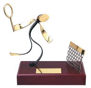Tennis Handmade Metal Trophy - 300 TE