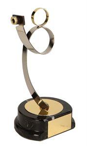 Photography Figure Handmade Metal Trophy - 800 FO