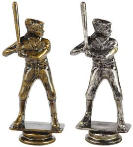 Female Baseball Trophy Figure Top - T.6139/T.6140