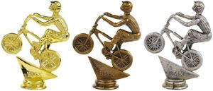 BMX Trophy Figure Top - T.6090-2