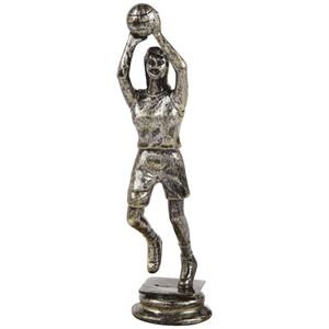 Female Basketball Trophy Figure Top - T.6113