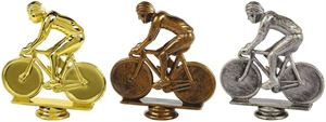 Cycling Trophy Figure Top - T.6123-5