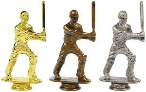 Cricket Batsman Trophy Figure Top - T.6069-71