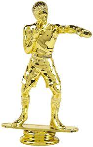 Boxing Trophy Figure Top - T.2151