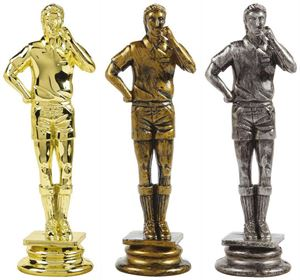 Referee Trophy Figure Top - T7046-8