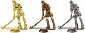 Female Hockey Trophy Figure Top - T.6864-7