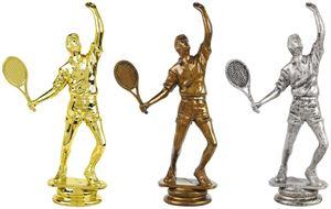 Male Tennis Trophy Figure Top - T.6072-4