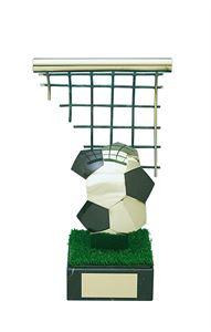 Football Impression Handmade Metal Trophy - 165