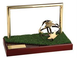 Star Football Handmade Metal Trophy - 866