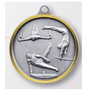 Bulk Purchase - Male Gymnastics Brass Medal - 170
