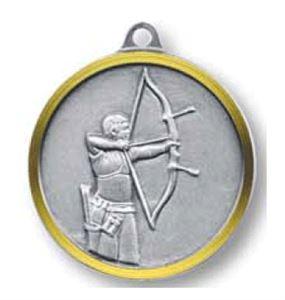 Bulk Purchase - Male Archer Brass Medal - 282