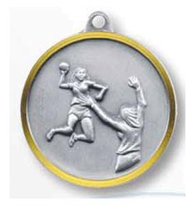 Bulk Purchase - Ladies Handball Brass Medal - 228