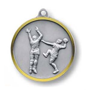 Bulk Purchase - Handball Brass Medal - 229