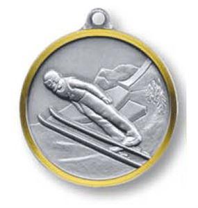 Bulk Purchase - Ski Jump Brass Medal - 329