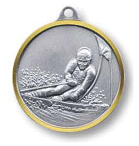 Bulk Purchase - Slalom Skiing Brass Medal - 312