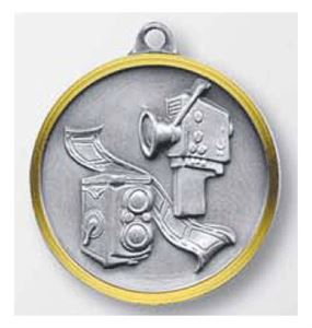 Bulk Purchase - Photography Brass Medal - 439