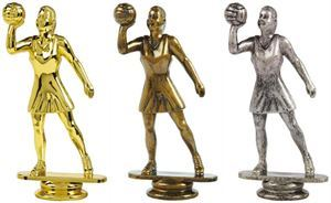 Figure Top Netball Trophies