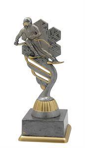 Figure Top Skiing Trophies