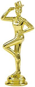 Figure Top Dancing Trophies