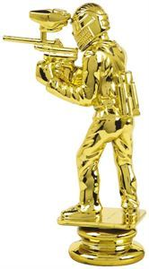 Figure Top Paintball Trophies