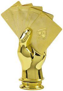 Figure Top Poker Trophies