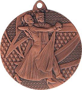 Embossed Ballroom Dance Medals
