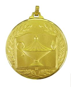Embossed Literature Medals