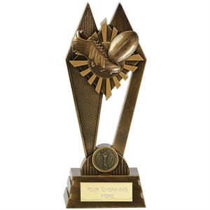 Peak Rugby Trophy Antique Gold - PK103