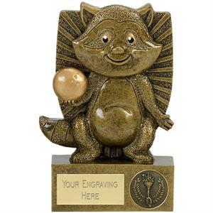 Ronnie Racoon Ten Pin Bowling Award - A1876