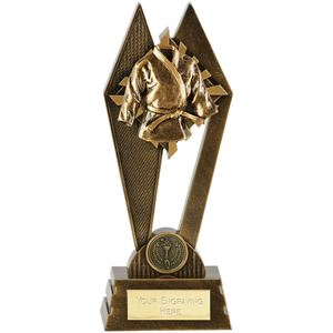 Peak Martial Arts Trophy Antique Gold - PK106