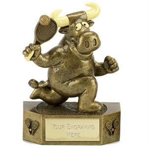 Prize Bull Tennis Trophy - A1829