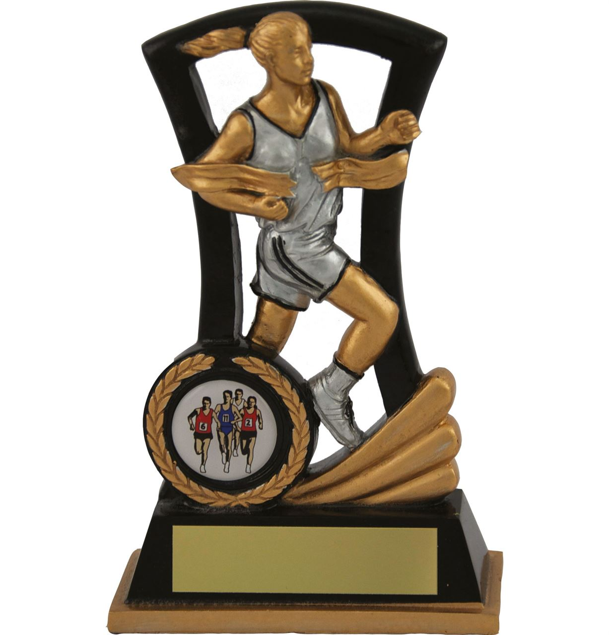 Female Athletic Series Running Trophy - RSR5546