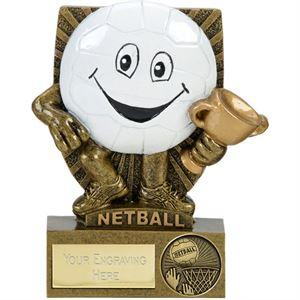 Smile Netball Award - A1872
