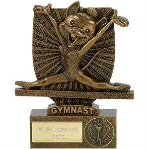 Mouse Gymnast Award - A1873