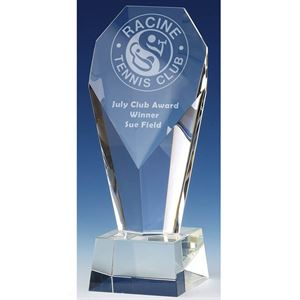 Achievement Diamond Optical Crystal Award - KK110