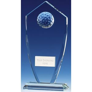 Foundation Peak Glass Award - KM004
