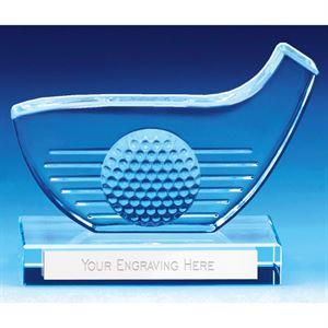 Versatile Club Glass Award - KK329