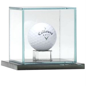 Calibre Golf Ball Capsule Jade Glass - JC082