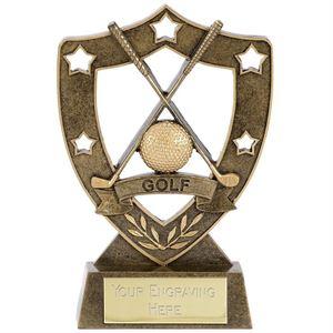 Shield Star Golf Award - N01062/G