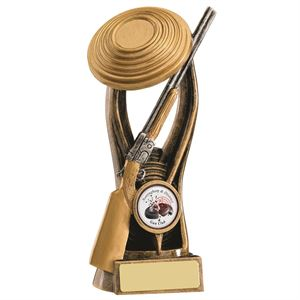 Clay Shooting Theme Trophy - RM127