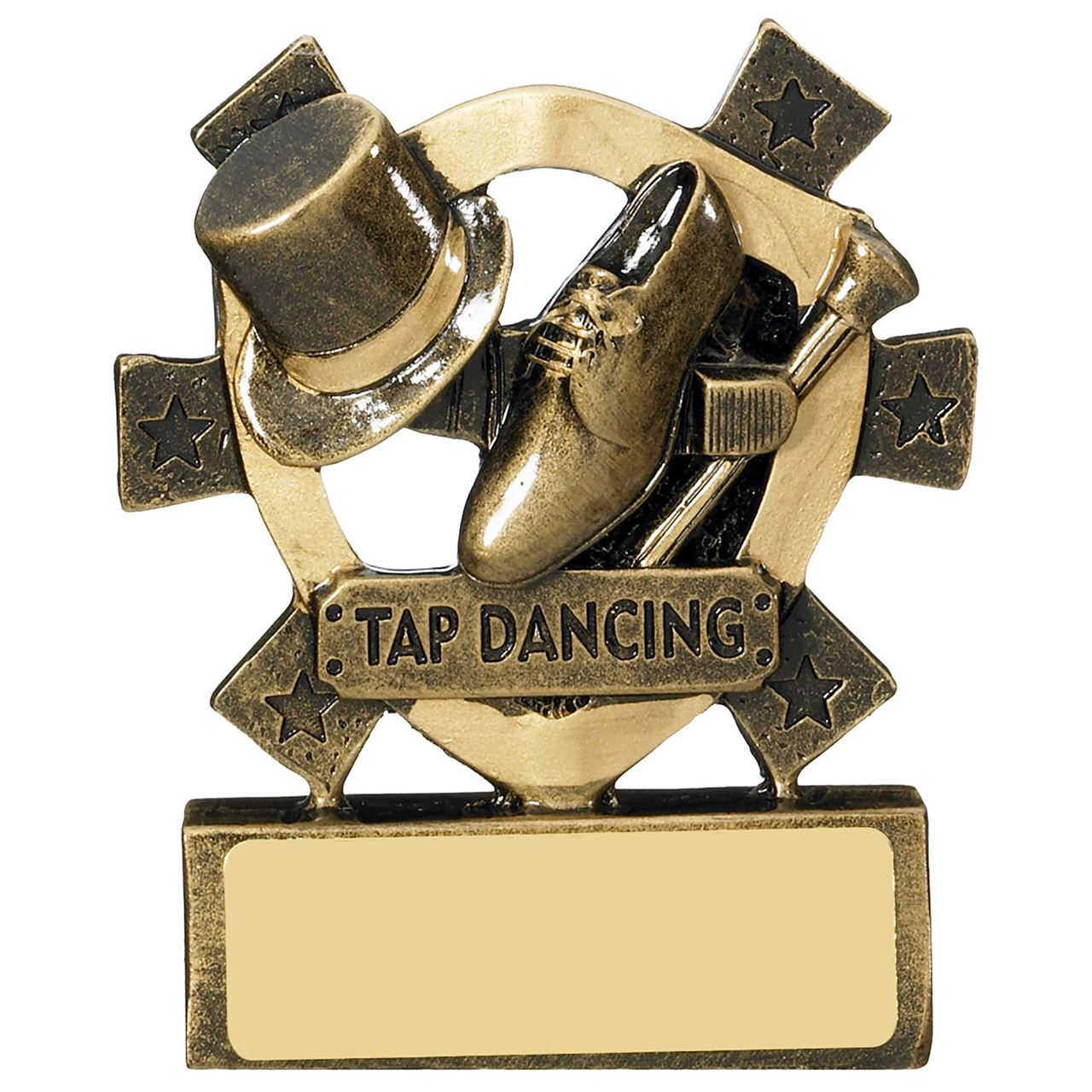 Tap Dancing Mini Shield - RM595