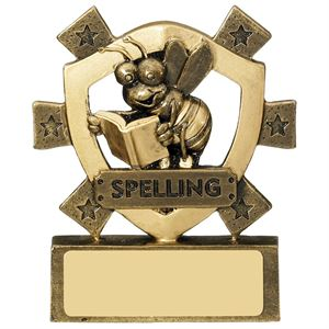 Spelling Mini Shield - RM635