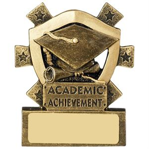 Academic Achievement Mini Shield - RM633