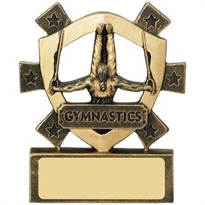 Male Gymnastics Mini Shield - RM665