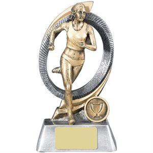 Halo Female Running Trophy - RM123