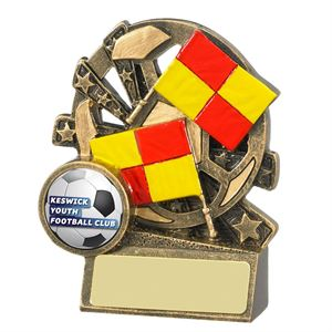XBlast Football Linesman Award - RF017A