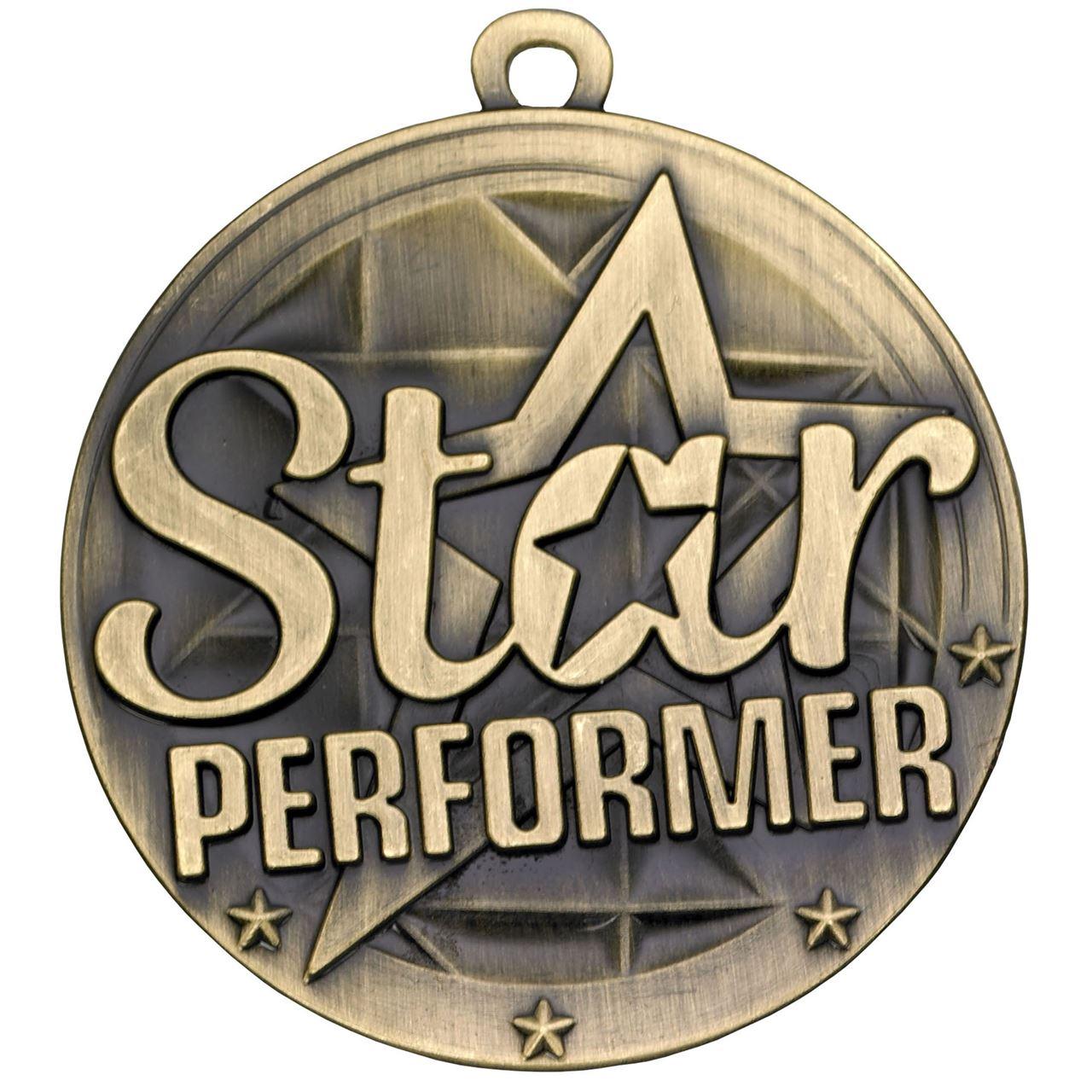 Star Performer Medal - G855