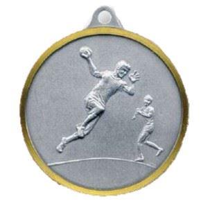 Bulk Purchase - Handball Player Brass Medal - 226