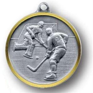 Bulk Purchase - Ice Hockey Brass Medal - 338